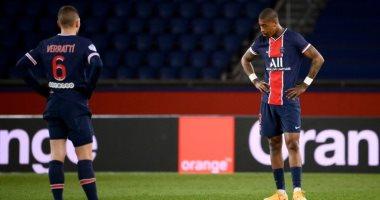 ملخص وأهداف مباراة باريس سان جيرمان ضد نانت فى الدوري الفرنسي