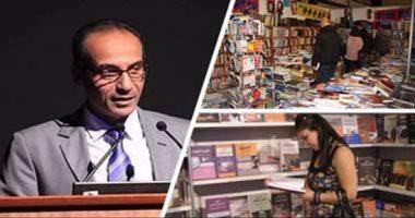 هيثم الحاج على يوضح آليات مواجهة فيروس كورونا خلال أيام معرض القاهرة للكتاب