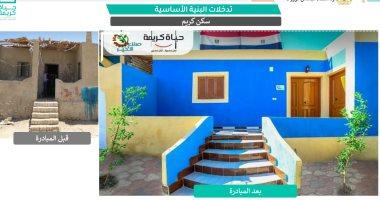 تطوير جميع القرى والمراكز الريفية أبرزها.. تعرف على أهداف مبادرة حياة كريمة
