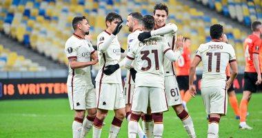 روما يستدرج أياكس وفياريال يواجه دينامو زغرب فى الدوري الأوروبي اليوم