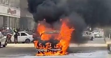 قبل فوات الآوان.. تعرف على طرق الوقاية من حرائق السيارات بالطرق
