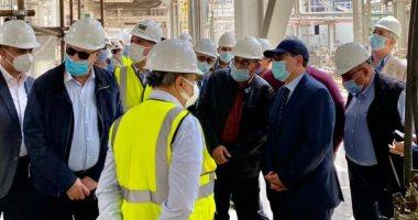 آخر مستجدات مشروع تطوير مستودع التعاون للبترول بمسطرد بتكلفة 400 مليون جنيه