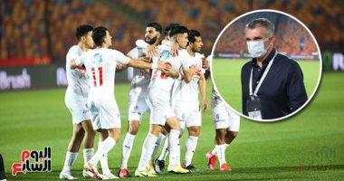 هل ينجو الزمالك من مقالب كأس مصر الليلة أمام حرس الحدود بعد 4 مفاجآت؟