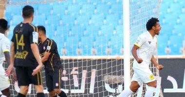 السعودية نيوز |                                              الاتحاد يتعادل مع الرائد فى الدوري السعودي بعد طرد حجازى