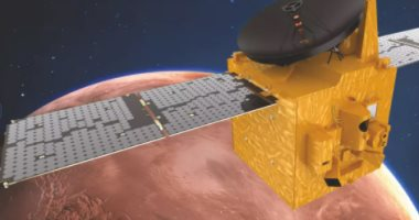 علماء ناسا يبحثون عن سبب رصد غاز الميثان بكوكب المريخ