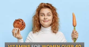 4 فيتامينات أساسية للنساء فوق سن الأربعين ومصادرها الغذائية.. منها فيتامين د