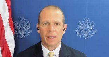صامويل وربيرج، المتحدث الإقليمى لوزارة الخارجية الأمريكية