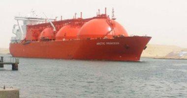 مصادر بالبترول: تصدير شحنة الغاز المسال السابعة من دمياط الأسبوع الجارى