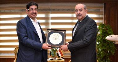 السعودية نيوز |                                              وزير الطيران المدنى يلتقى وزير الحج والعمرة بالسعودية