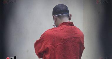 """صورة خلال ساعات.. الجنايات تستكمل محاكمة """"سفاح الجيزة"""" بتهمة قتل زوجته"""
