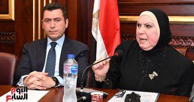وزيرة الصناعة: حصر 890 قطعة أرض صناعية غير مستغلة بـ12 محافظة تمهيدا لسحبها