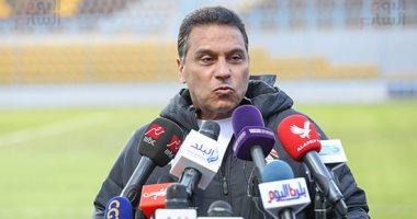 حسام البدرى: علاقتى رائعة مع محمد صلاح وتاريخى كله مع النجوم