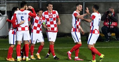 كرواتيا تتخطى مالطا بثلاثية وسقوط روسيا أمام سلوفاكيا فى تصفيات كاس العالم
