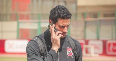 """الأهلي يحذر محمد الشناوي من تكرار """"واقعة"""" مباراة سيمبا بدوري الأبطال"""