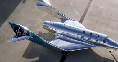Virgin Galactic تكشف عن طائرتها الجديدة واستعدادات وصولها للفضاء هذا الصيف