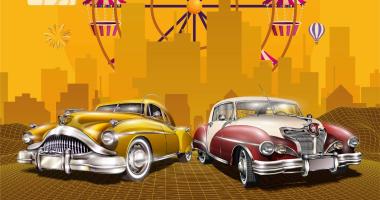 بنك الإمارات دبي الوطني – مصر ينظم مهرجان السيارات الأول من نوعه في مصر