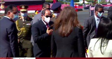 بث مباشر.. الرئيس السيسى يفتتح مدينة الدواء المصرية فى منطقة الخانكة