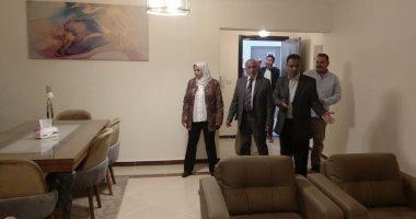 رئيس جهاز بد يستقبل مسئولي منظومة الشكاوى الحكومية الموحدة بمجلس الوزراء
