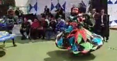 محافظة القاهرة تنظم احتفالية بيوم اليتيم بمساكن المحروسة