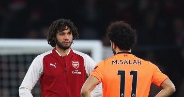 آرسنال ضد ليفربول.. صلاح والنني وجها لوجه فى تحد خاص بالدوري الإنجليزي