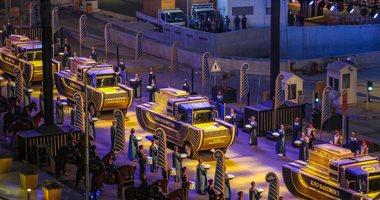 متى يتم عرض المومياوات الملكية أمام الجمهور فى المتحف القومى للحضارة؟