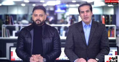 وليد صلاح عبد اللطيف لـ تليفزيون اليوم السابع: لو مكان أحمد فتحى لن أرحل عن الاهلي