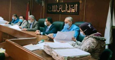 للمرة الثانية.. سيدة تعمل أمين سر جلسة فى محاكم مجلس الدولة بدمياط