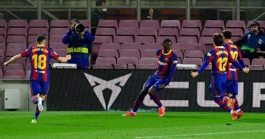 برشلونة يستعيد وصافة الدوري الإسباني بفوز قاتل ضد بلد الوليد