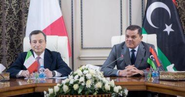 رئيس وزراء إيطاليا من طرابلس: ليبيا تشهد لحظة فريدة بعد اختيار الحكومة