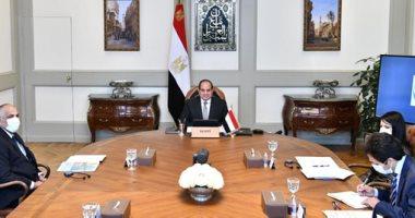 الرئيس السيسى يؤكد أهمية تعزيز تمويل المناخ من الدول المتقدمة إلى النامية