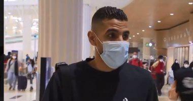 مؤمن زكريا ضيف شرف نهائى كأس الإمارات: سعيد بتواجدى فى بلدى الثانى