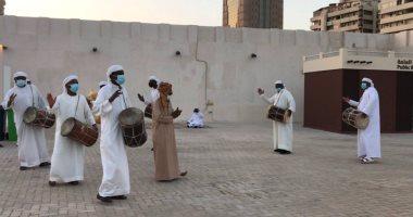 شاهد.. فنون ورقصات عربية وعالمية تتلاقى فى فعاليات الشارقة التراثية