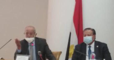 أحمد مرسى: ثروت عكاشة أكبر من أى احتفال وكتبه وأعماله باقية على مر العصور