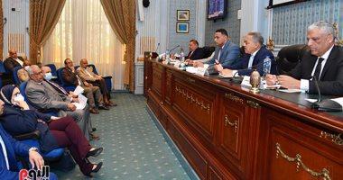 """وكيل """"محلية النواب"""" يقترح مد فترة التصالح لتشمل مخالفات المبانى حتى 25 مارس 2020"""