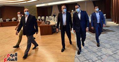 رئيس الوزراء يتابع الاستعدادات لحفل افتتاح العاصمة الإدارية الجديدة