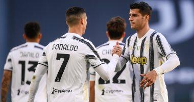 ملخص وأهداف مباراة يوفنتوس ضد نابولى فى الدوري الإيطالي