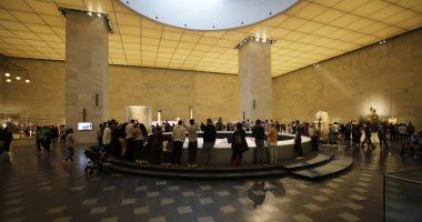 كم سعر تذكرة دخول قاعة المومياوات الملكية؟.. رئيس متحف الحضارة يجيب