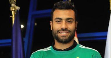 حسام حسن: قررت استغلال تقدم الشناوى وهو يسدد المخالفة من وسط الملعب