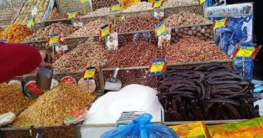 ياميش رمضان.. جولة بسوق الحقانية بالإسكندرية.. أسعار فى متناول الجميع.. فيديو