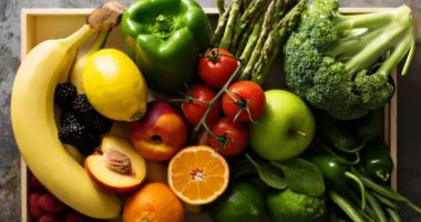 Avoid eating habits to reduce inflammation.. Make sure to eat vegetables and no fast food