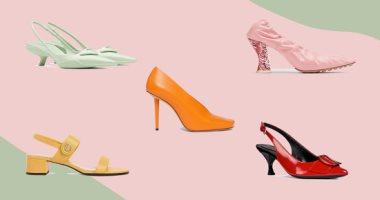 دور الأزياء العالمية تعلن موضة أحذية ربيع وصيف 2021.. لويس فيتون الأغرب