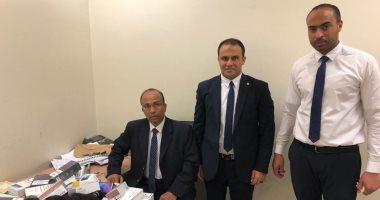ضبط راكب حاول تهريب خصلات شعر طبيعية وسجائر بمطار القاهرة