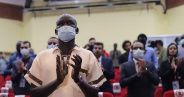 الشباب والرياضة تختتم فعاليات مؤتمر القاهرة القومي الأول لشباب جنوب السودان