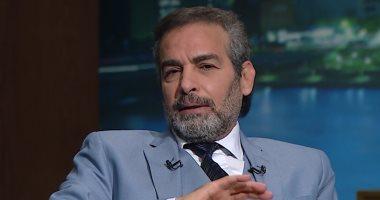 أحمد عبدالعزيز: لن أقف فى طريق أولادى لو أرادو التمثيل
