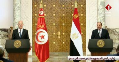 الرئيس السيسي يؤكد ضرورة الحفاظ على الحقوق المائية لمصر باعتبارها قضية مصيرية