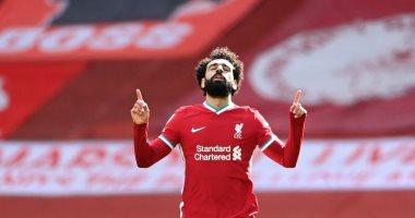 محمد صلاح يسجل فى فوز ليفربول على أستون فيلا بالدوري الإنجليزي