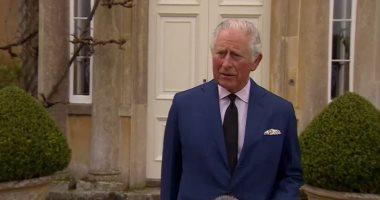 ولى العهد البريطانى فى أول تعليق بعد وفاة الأمير فيليب: افتقد والدى بشدة.. فيديو