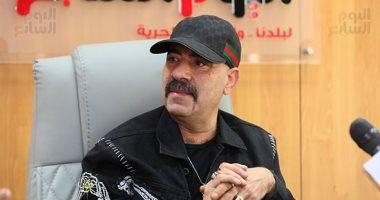 """هل يقدم حفلات؟.. محمد سعد يكشف لـ""""اليوم السابع"""" سر عودته للغناء بعد غياب"""