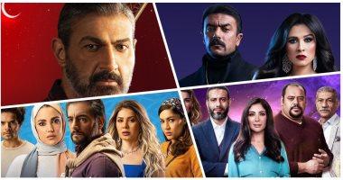 مواعيد عرض مسلسلات رمضان 2021 .. انطلاق الحلقات الأولى 12.5 منتصف الليل