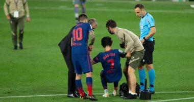 صورة أتلتيكو مدريد يتلقى ضربة موجعة بإصابة جواو فيليكس وغيابه أسبوعين